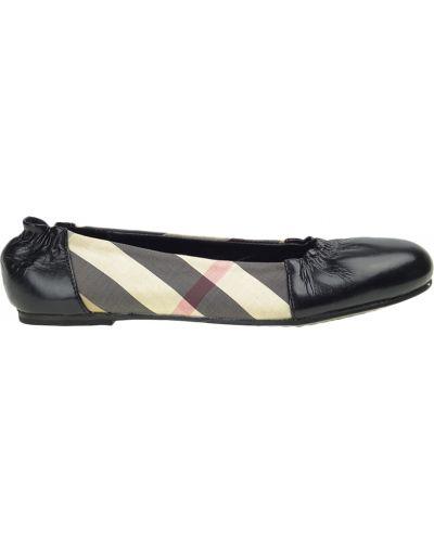 Купить балетки для девочек Burberry в интернет-магазине Киева и ... 05976c86fb7