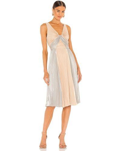 Złota sukienka mini Bcbgmaxazria