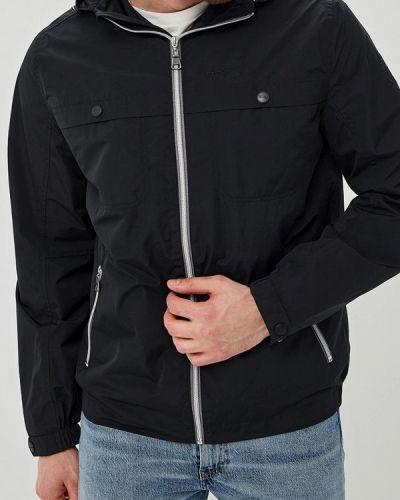 Куртка черная легкая Tenson