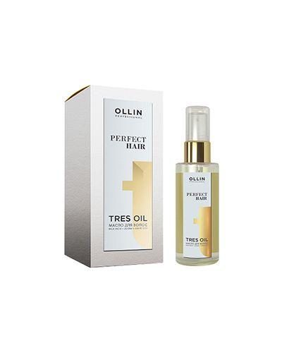 Масло для волос питательный Ollin Professional (оллин профессионал)