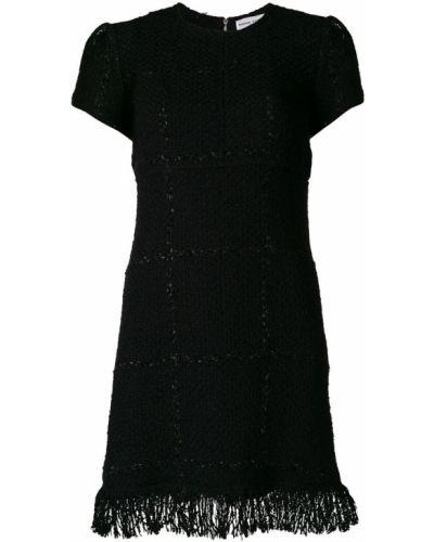 Платье мини короткое - черное Sonia Rykiel