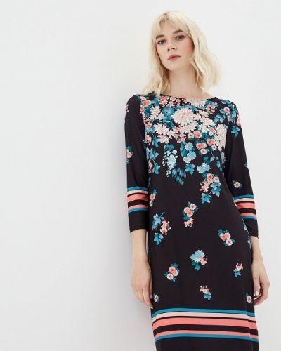 Платье весеннее прямое Iwie