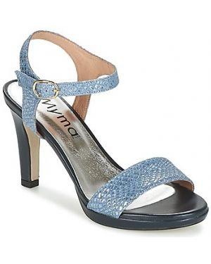 Niebieskie sandały Myma