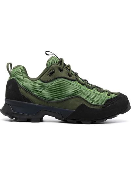 Bawełna zielony koronkowa top Adidas