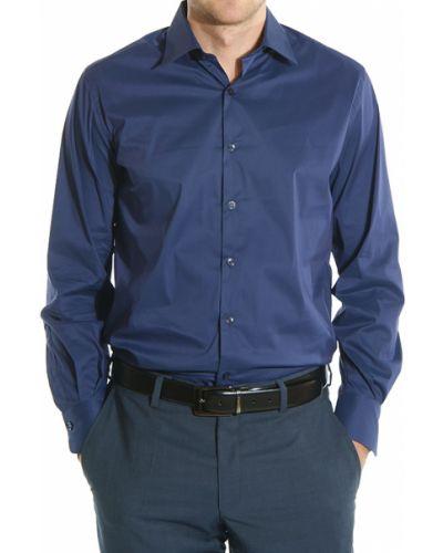 Рубашка нейлоновая синий Gf Ferre