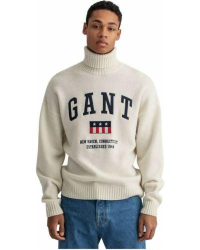 Golf - biały Gant
