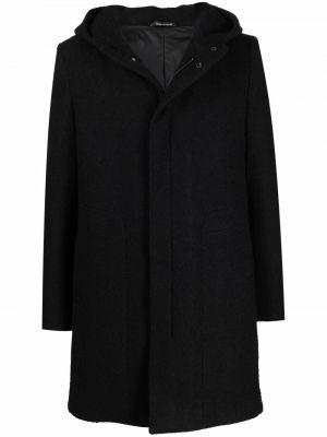 Płaszcz przeciwdeszczowy - czarny Tagliatore