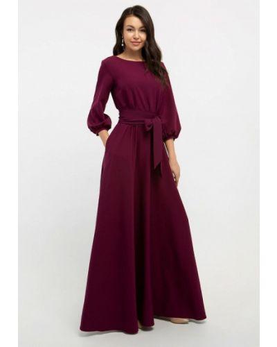 Вечернее платье - красное Eva