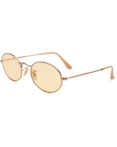 Солнцезащитные очки металлические пластиковые Ray-ban