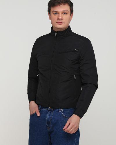 Куртка на молнии - черная Sergio Tacchini