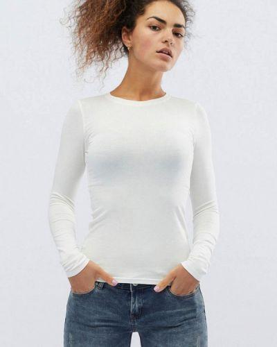 Белая весенняя футболка Carica&x-woyz