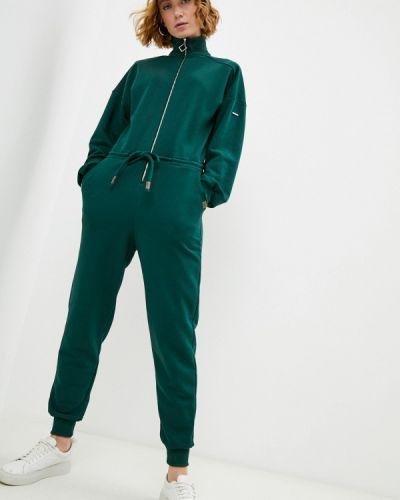 Зеленый спортивный комбинезон Argent