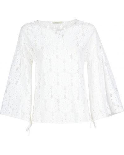 Хлопковая блузка - белая Beatrice.b