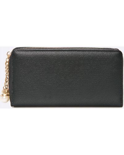 Кожаный кошелек на молнии Answear