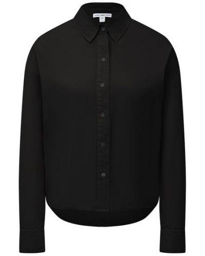 Хлопковая блузка James Perse