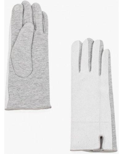 Текстильные перчатки - серые Luhta
