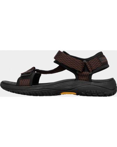 Сандалии - черные Skechers