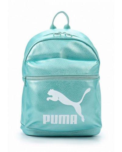 Бирюзовый рюкзак Puma