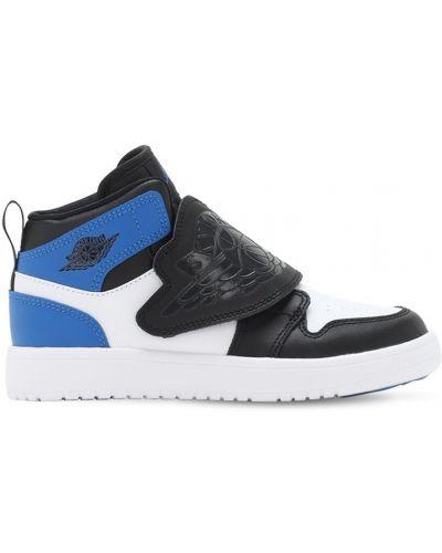Z paskiem skórzany sneakersy Nike