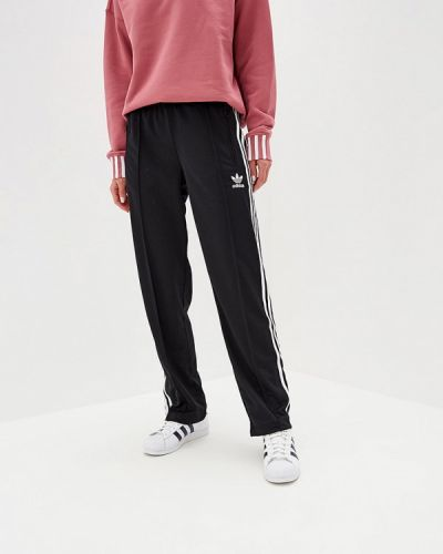 Спортивные брюки черные Adidas Originals