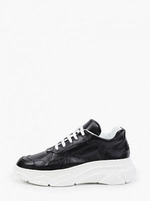 Черные зимние кроссовки Lamania