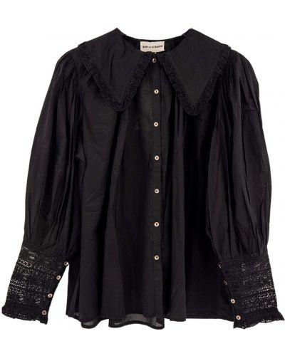 Czarna bluzka Antik Batik