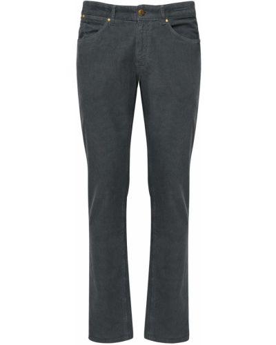 Spodnie z aksamitu Pantaloni Torino