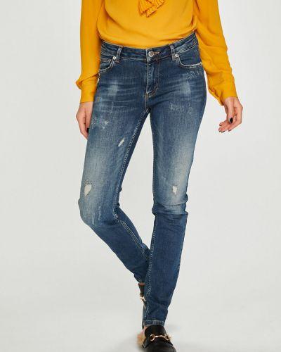 Джинсы-скинни с карманами на пуговицах Silvian Heach