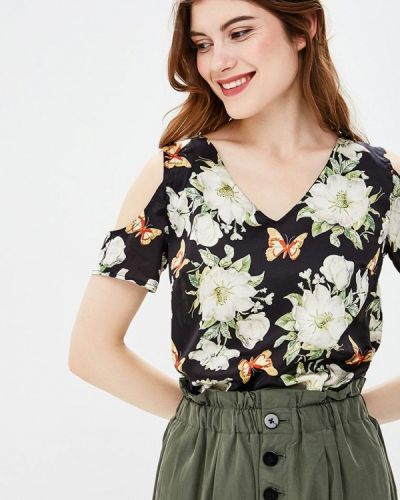 Блузка с коротким рукавом осенняя Yumi