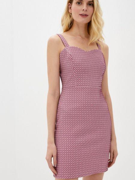 Розовое платье Adl