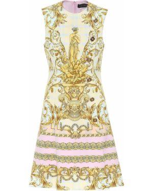 Платье мини Versace