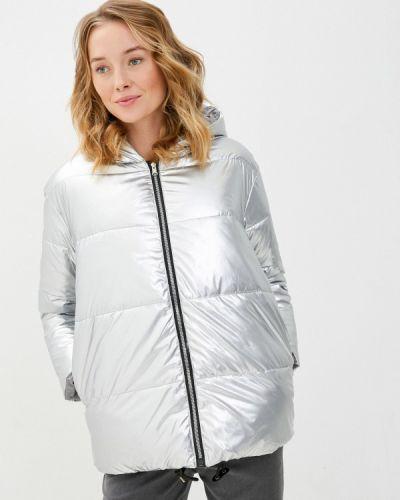 Утепленная серая куртка Fadjo