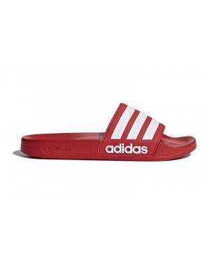 Klapki w paski Adidas