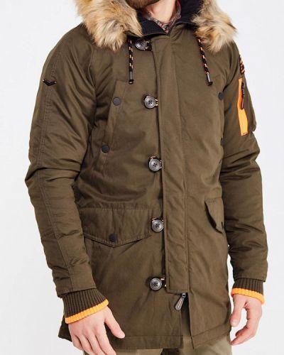 Зимняя куртка осенняя Superdry
