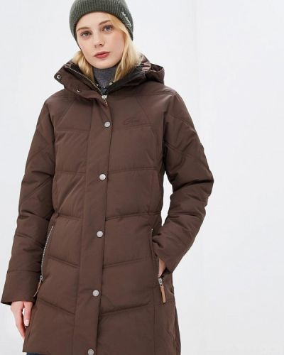 Коричневая куртка Five Seasons