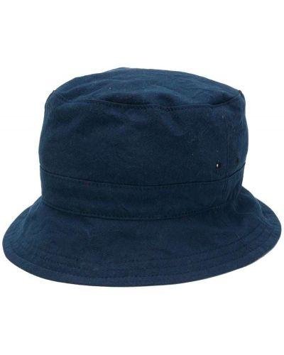 Синяя панама Thom Browne