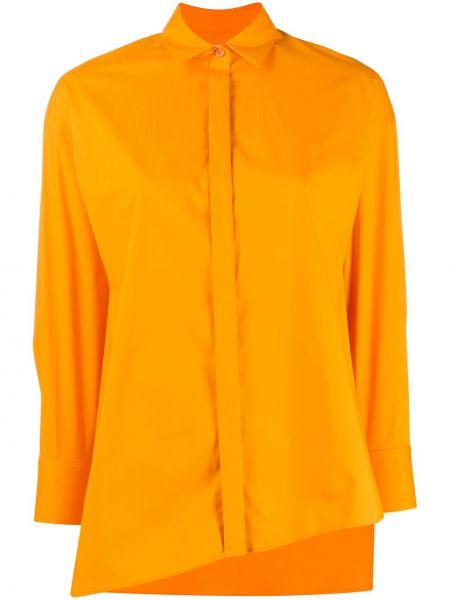 Koszula asymetryczna - pomarańczowa Enfold
