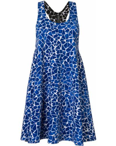 Платье двустороннее для невысоких Norma Kamali