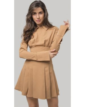 Платье - бежевое Lipinskaya Brand
