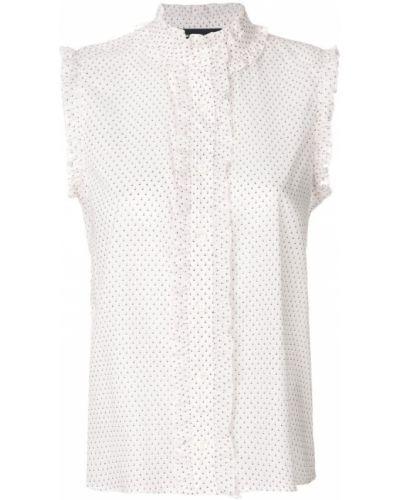 Рубашка с оборками без рукавов Vanessa Seward