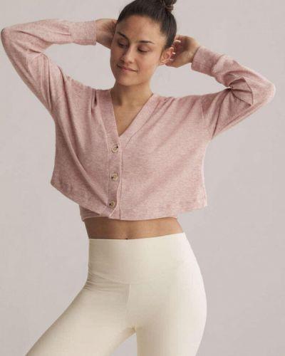 Розовый свитер Oysho