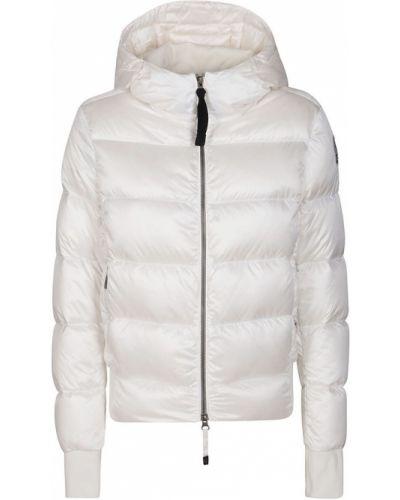 Biały płaszcz Parajumpers
