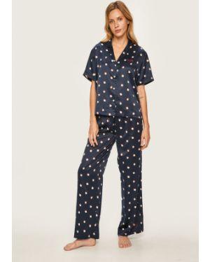 Piżama długo piżama Tommy Hilfiger
