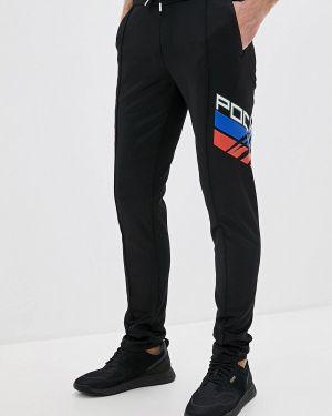 Спортивные брюки черные Plein Sport