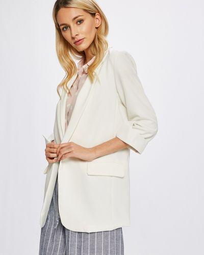 Пиджак с рукавом 3/4 без застежек в стиле кэжуал прямой Answear