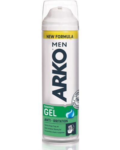 Кожаный гель для бритья Arko