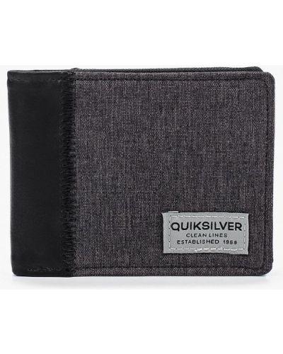 Текстильный кошелек - серый Quiksilver