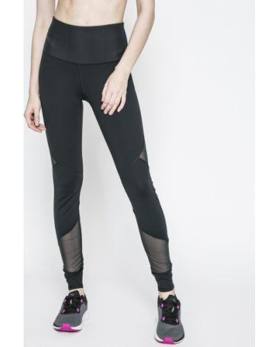 Черные брюки с завышенной талией Roxy
