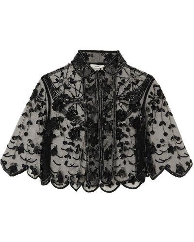 Облегченная куртка - черная Erdem