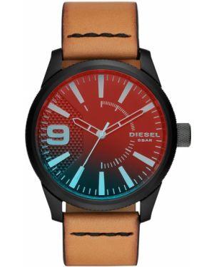 Zegarek brązowy Diesel